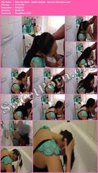 Cleo-van-Eden Cleo-van-Eden - Geiler Hairjob - Sperma-Shampoo Thumbnail