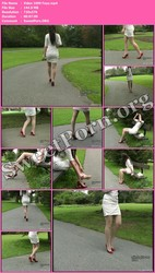 StilettoGirl.com Video 1099 Faye Thumbnail