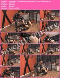 LadyGinga LadyGinga - Latexhandschuhe-Doggystyle-XL-Anal-Behandlung Thumbnail